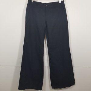Express Wide Leg Linen Pant Size 10